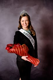 Meghan Buechel of Brown County is the 2019 Wisconsin Fairest of the Fair. She was crowned during the at the Wisconsin Association of Fairs annual convention at  the Chula Vista Resort in Wisconsin Dells, Jan. 6-9.