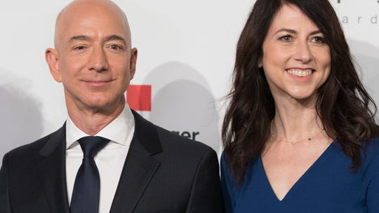 Amazon founder Jeff Bezos and author MacKenzie Bezos divorce finalized by judge