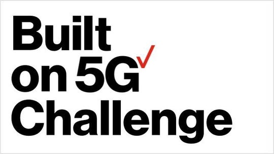 Verizon's 5G challenge is worth grant money of up to $1 million.