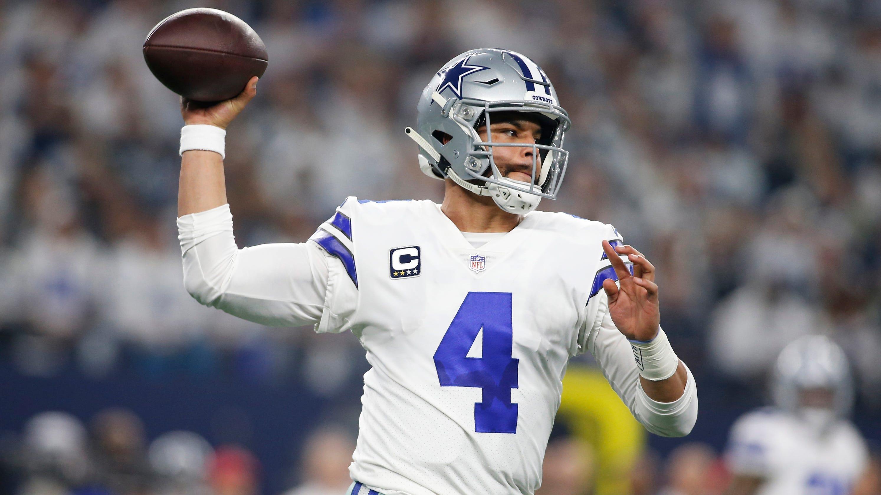 fcc9946a9 Why Dak Prescott s knee injury doesn t change Dallas Cowboys  game plan vs.  LA Rams
