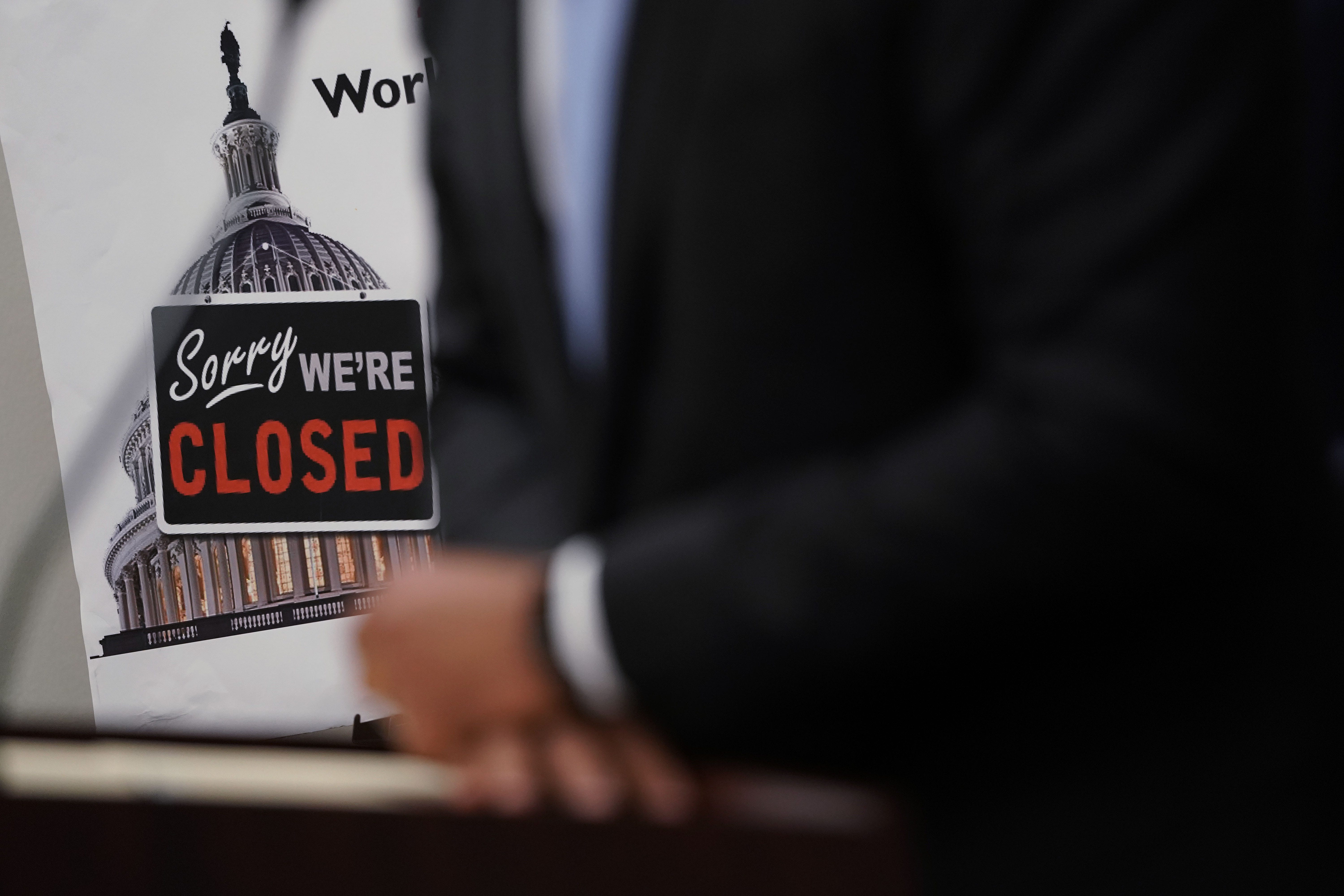 4 ways the government shutdown impacts food in America