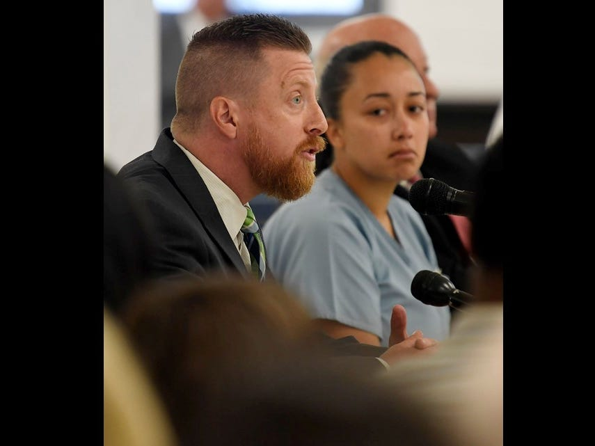 As a prosecutor, I fought to keep Cyntoia Brown behind bars. Now I celebrate her clemency.