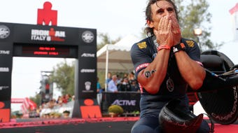 In 2001, professional race car driver Alex Zanardi lost both of his legs in the aftermath of a crash during competition. The life he leads now is nothing short of inspirational.