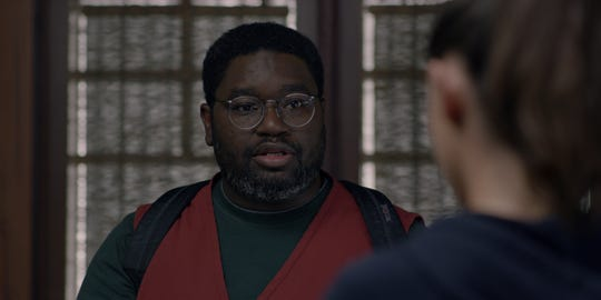 Lil Rel Howery's Charlie looks to be to know lots in regards to the monster ... or does he?