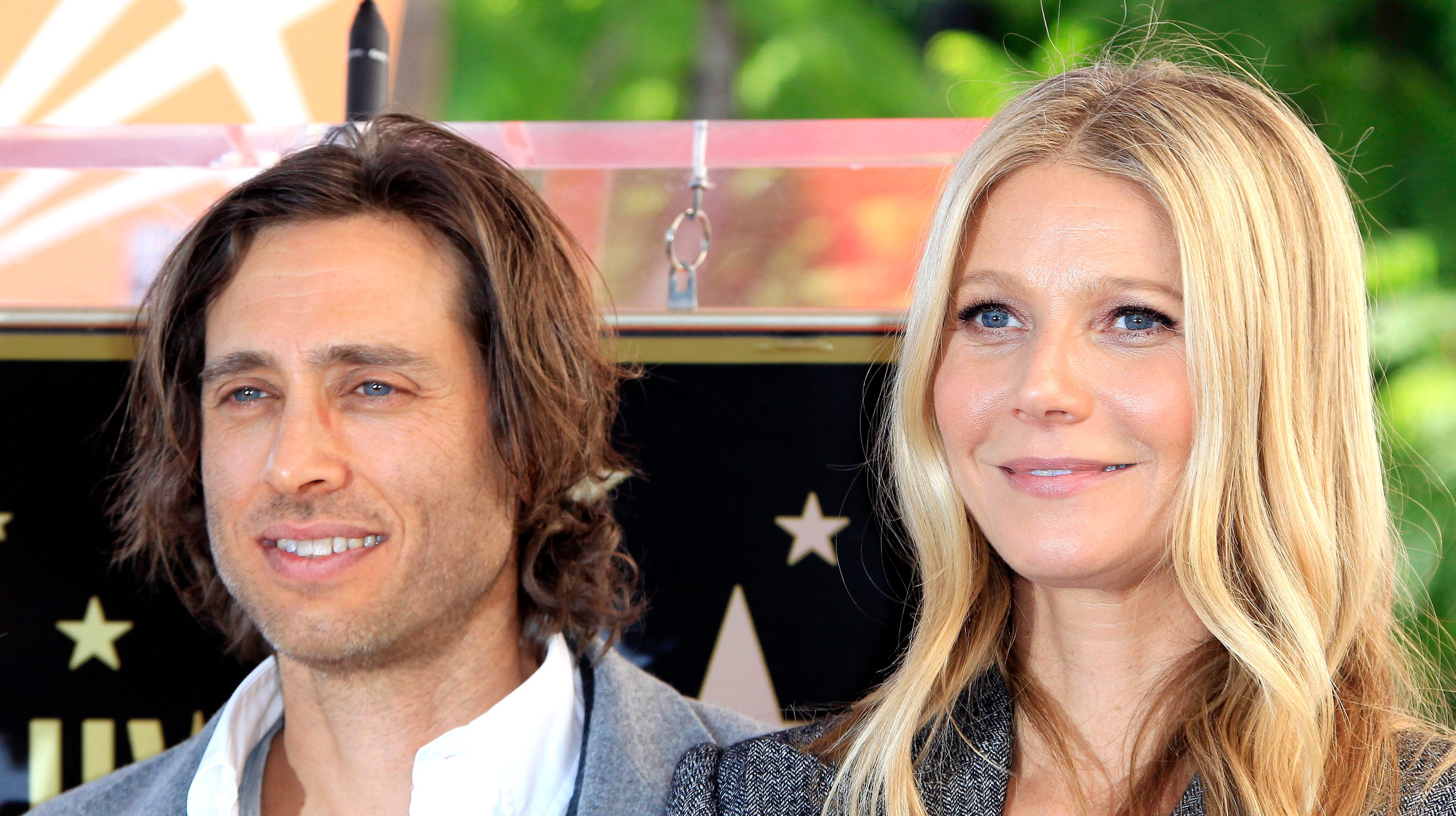 Gwyneth Paltrow, Brad Falchuk honeymoon with her ex, Chris Martin