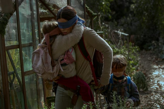 "Malorie, Girl and Boy wear blindfolds to protect themselves from evil. But what if they didn't have perfect vision? Would blindfolds still be necessary to avoid ""seeing"" the bad force?"