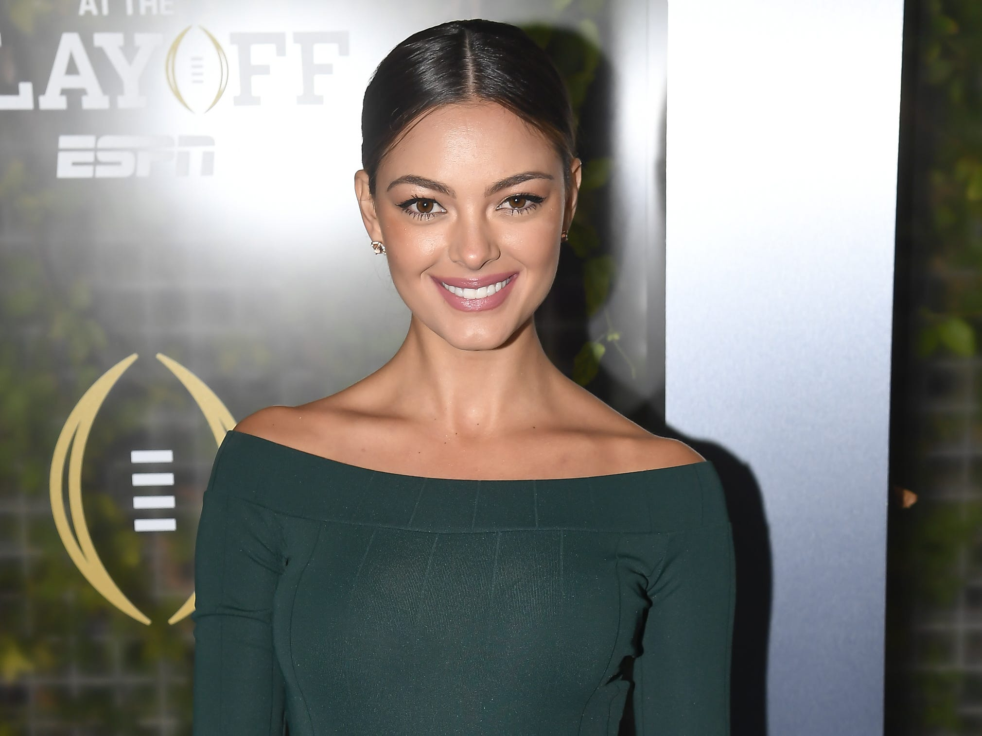 Miss Universe 2017 Demi-Leigh Nel-Peters.