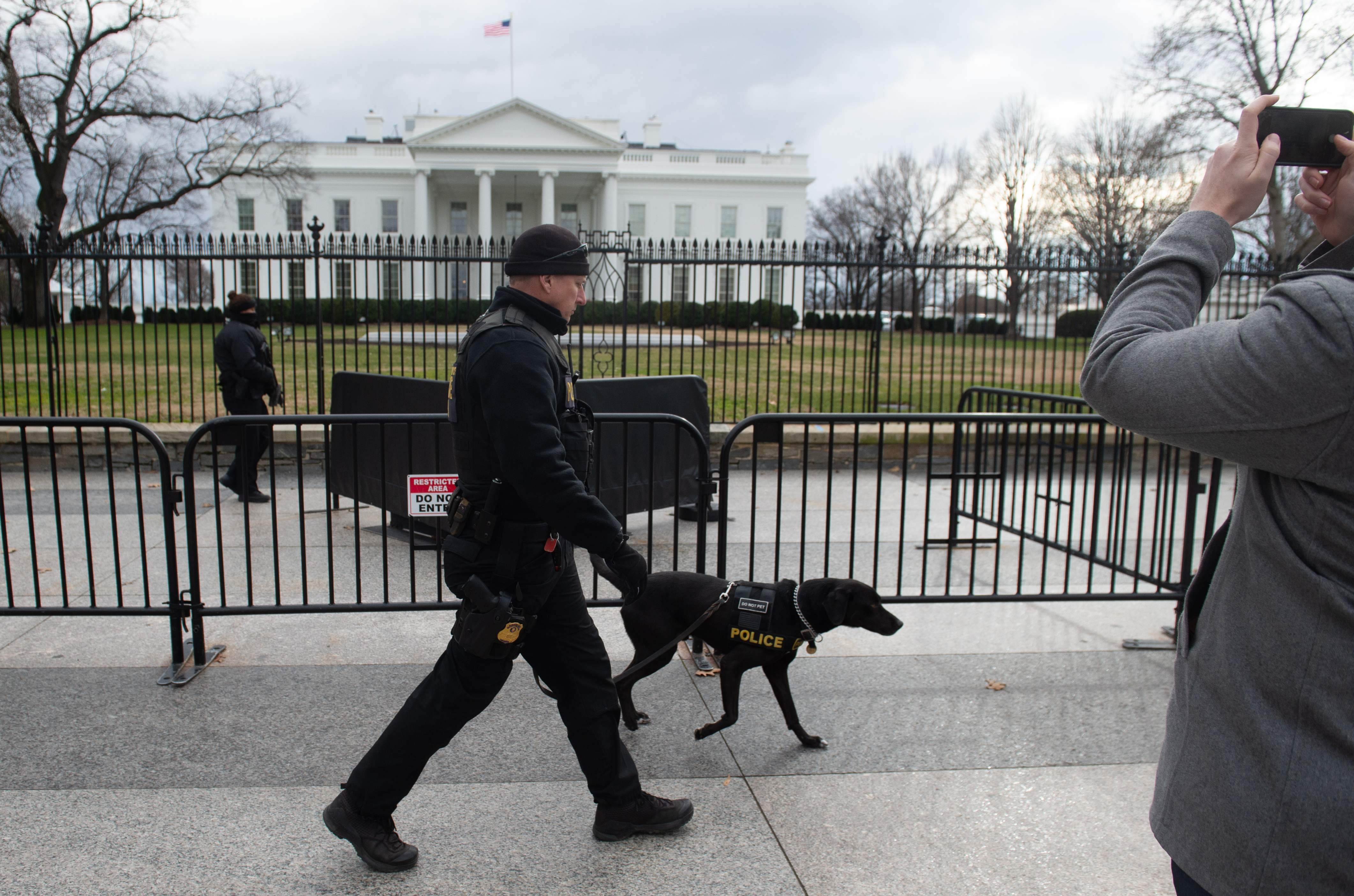 Secret Service chief removed by White House as part of broad Homeland Security leadership shakeup