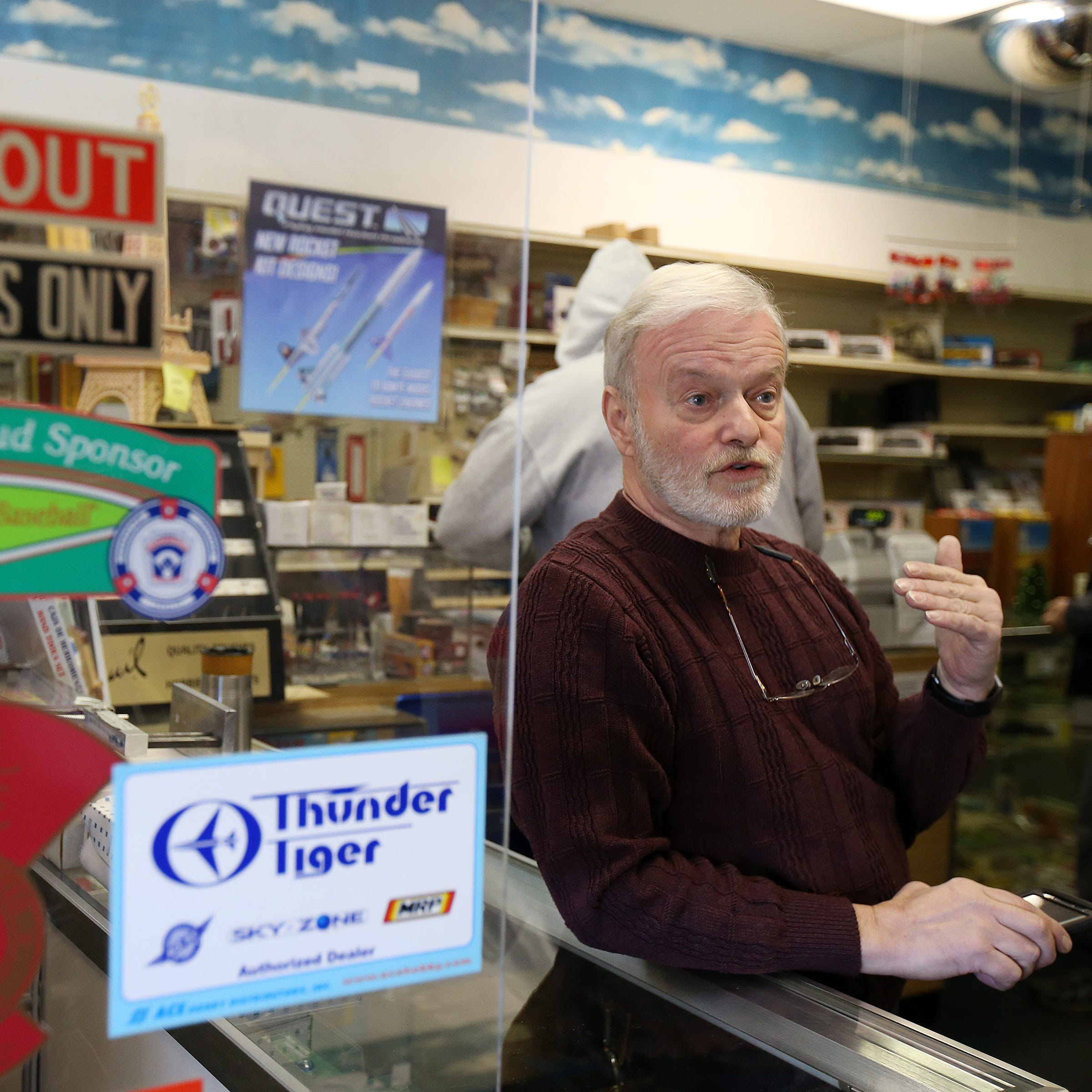 Jackson Hobby Shop closing after 50 years; no buyer comes forward