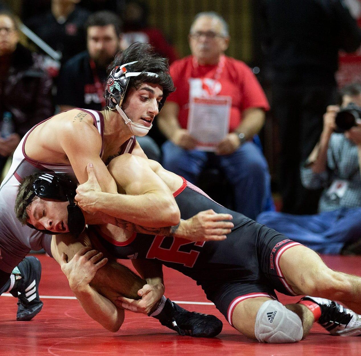College wrestling: Rutgers edges Wisconsin on criteria