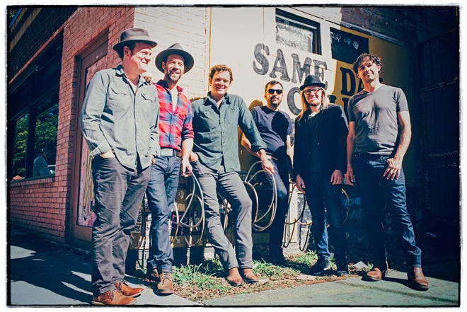 Steep Canyon Rangers return to the US Cellular Center Jan. 19.