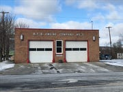 Binghamton Fire Station number three at 39 West State Street.