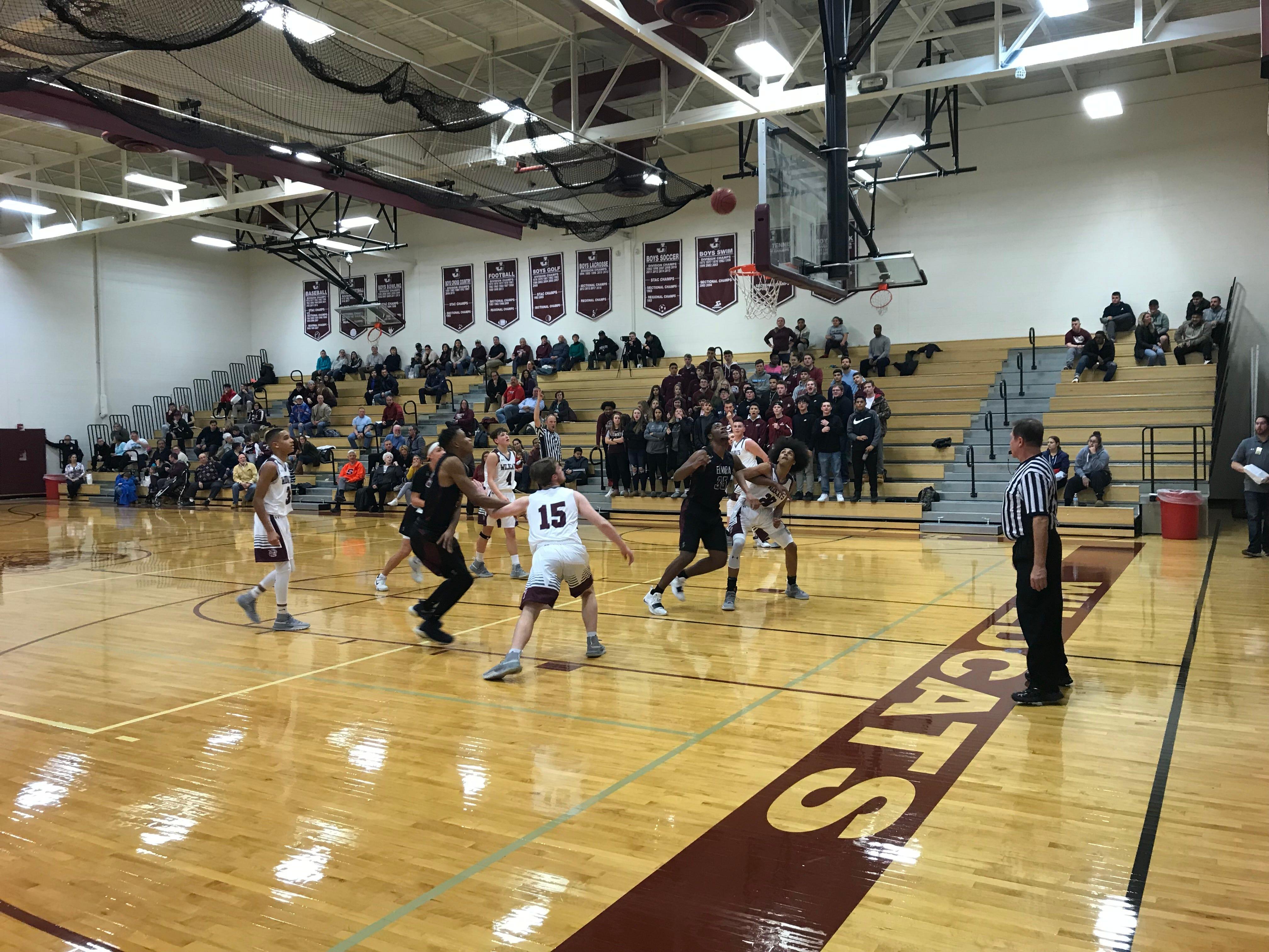 H.S. Basketball: Johnson City boys hold off Elmira