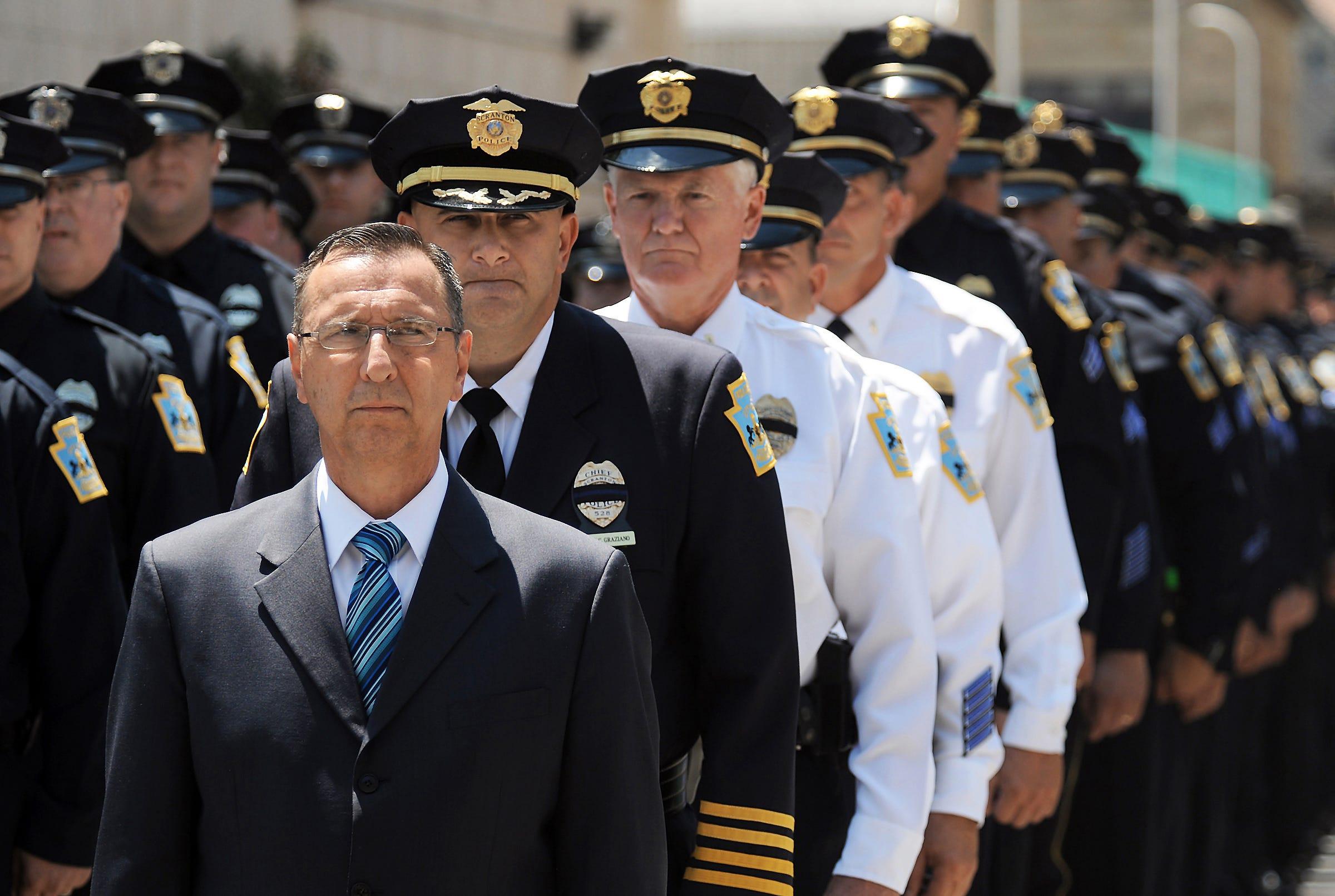 FBI raids Scranton City Hall, mayor's house