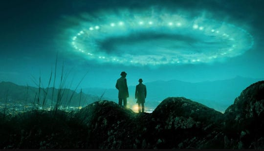 """""""Project Blue Book,"""" a TV show based on the infamous U.S. Air Force investigation of the same name, premiered last week."""