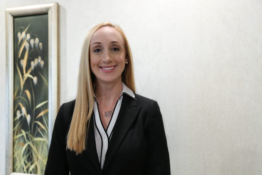 Emily Leathers is a specialist in infectious diseases at Parrish Medical Center in Titusville.