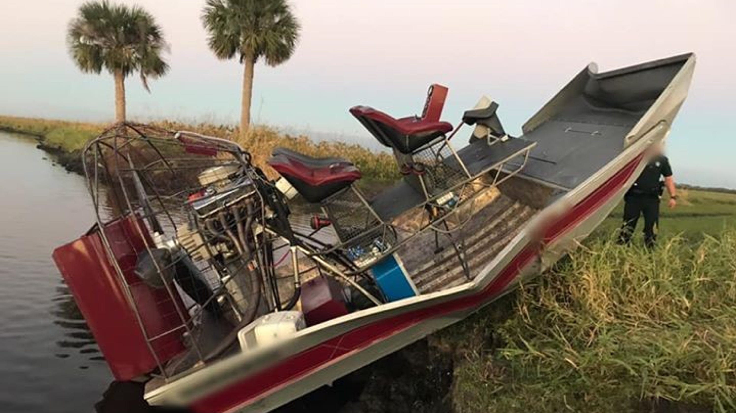 Airboat crash injures three near Lone Cabbage Fish Camp on map of casselberry, map of north redington shores, map of big coppitt key, map of sebastian inlet state park, map of melbourne beach, map of wheat, map of long key, map of wimauma, map of citrus, map of oak hill, map of shalimar, map of howey in the hills, map of callaway, map of lake panasoffkee, map of cassadaga, map of platinum, map of eastport, map of sun city center, map of vero lake estates, map of rotonda,