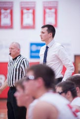 Justin Mattix was in charge of the Bucyrus boys basketball program for two years.