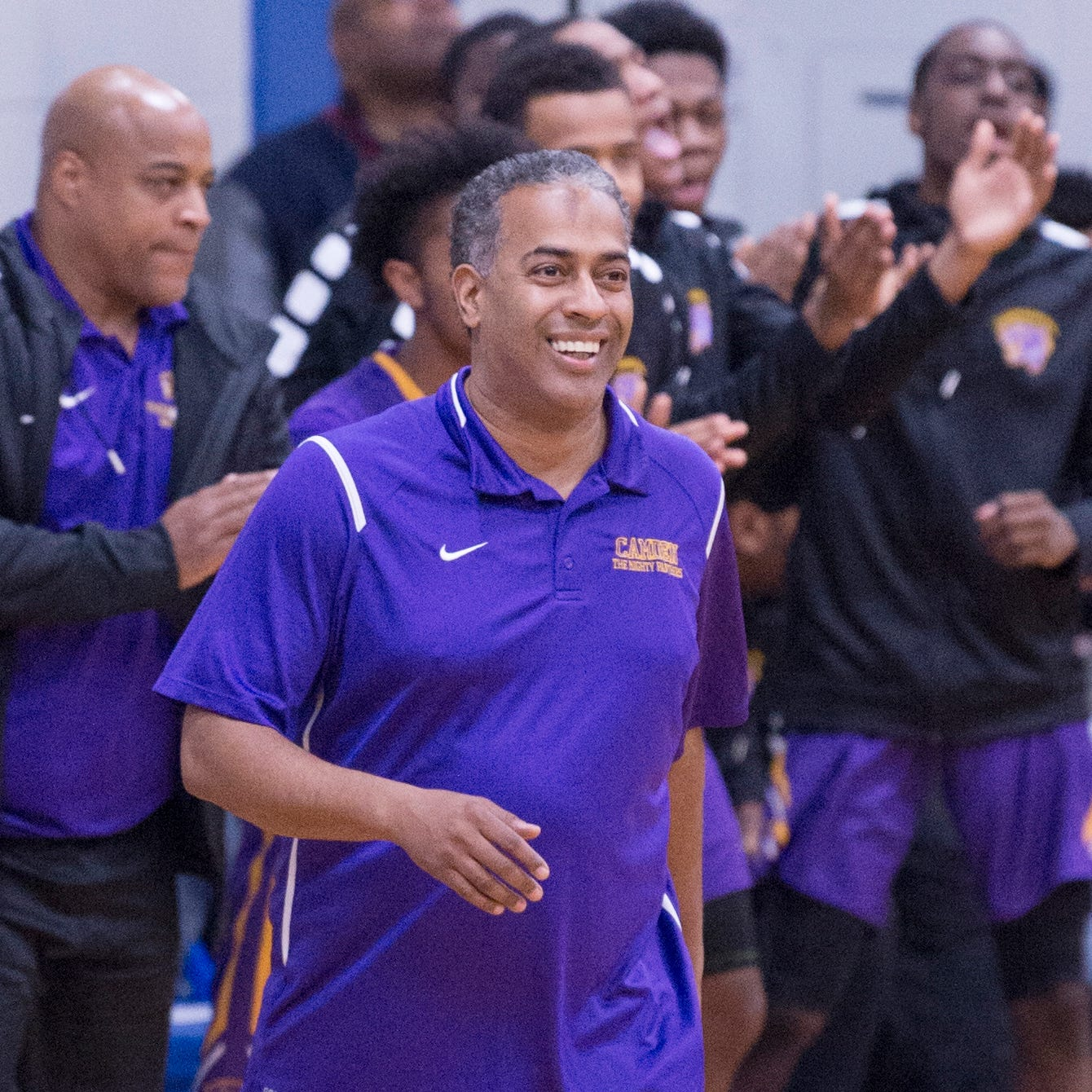 South Jersey basketball: Vic Carstarphen resigns as Camden head coach