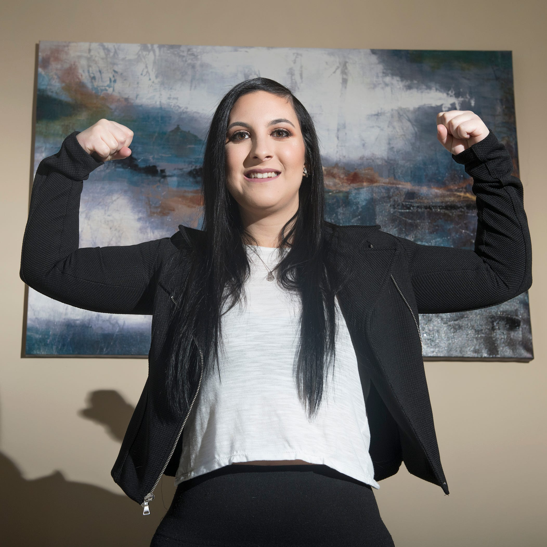 Deptford bodybuilder credits Kentucky surgeons for saving her life with an experimental treatment