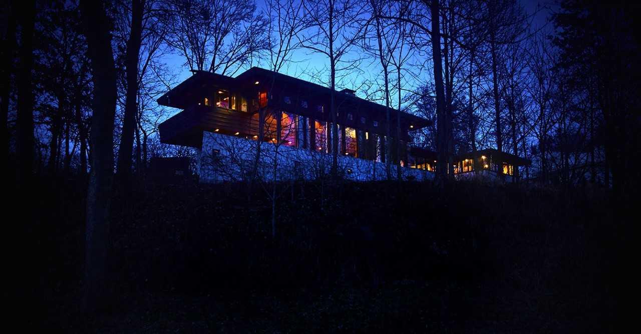 Frank Lloyd Wright S Boulter House Soon Up For Sale In Cincinnati