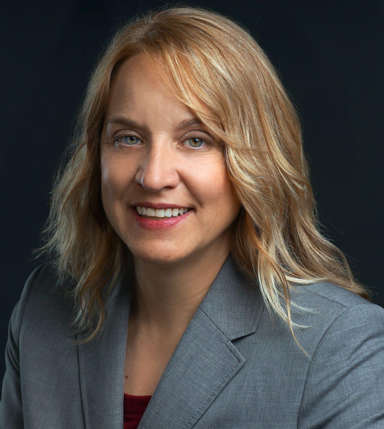 Library Director Paula Brehm-Heeger