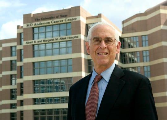 Cincinnati native Dr. John Mendelsohn.