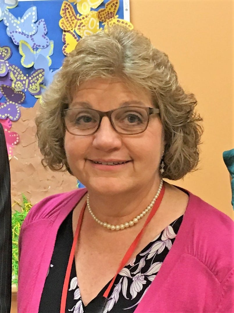 Debbie Massa, who has worked for the Visiting Nurse Association of Somerset Hills for 26 years, runs a caregiver support group.