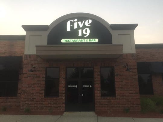 Five19 Restaurant and Bar has opened in Johnston.