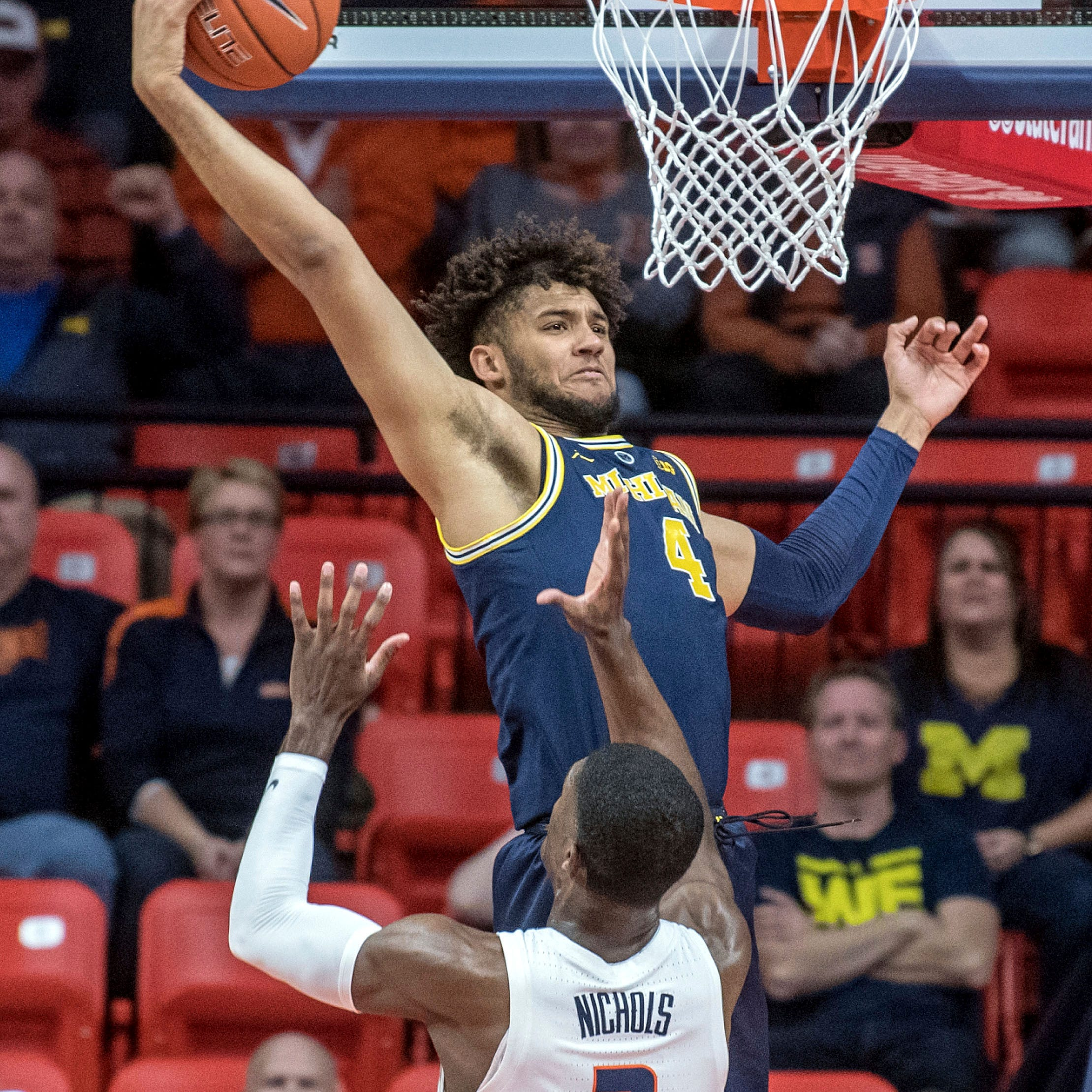 Michigan basketball continues to hum with unbeaten record in sight