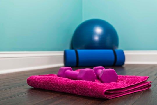 This time of the year is a great time to outfit your home gym – look for sales or take advantage of special discounts aimed at buyers' who have made those New Year's resolutions to get fit.