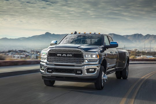 Detroit auto show 2019 debuts: Ram Heavy Duty pickup unveiled by FCA