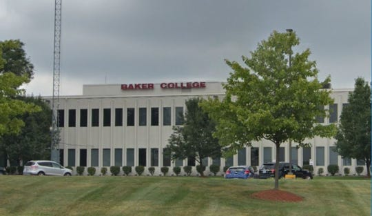 Baker College in Allen Park