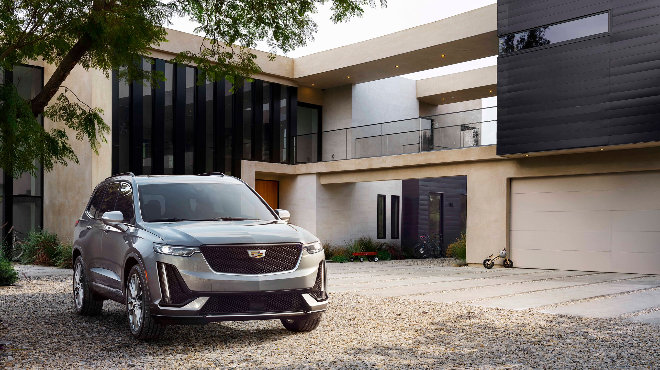 Cadillac S Xt6 Suv Targets Customers Who Want Sporty Luxury