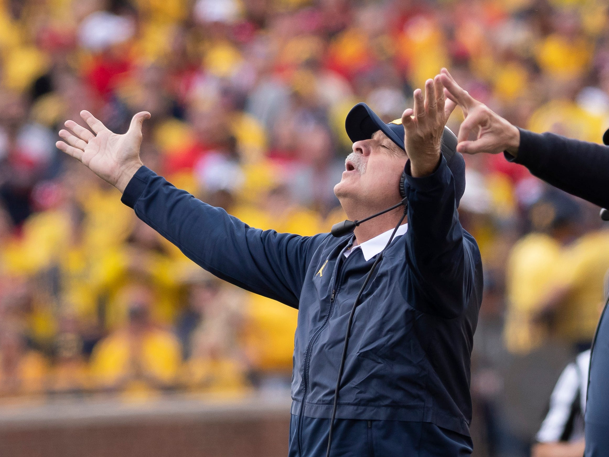 Michigan mailbag: Keeping up with the changes to Harbaugh's staff
