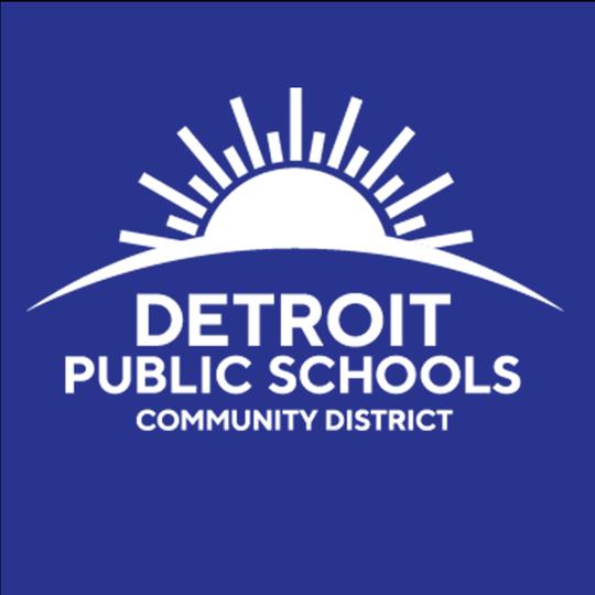 Detroit Public Schools Community District logo