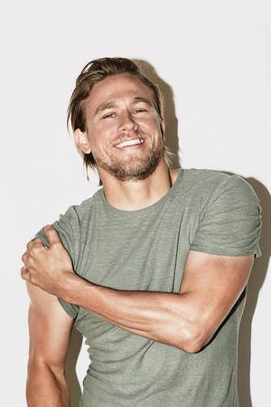 Charlie Hunnam is scheduled to appear at the 30th annual Motor City Comic Con this spring.