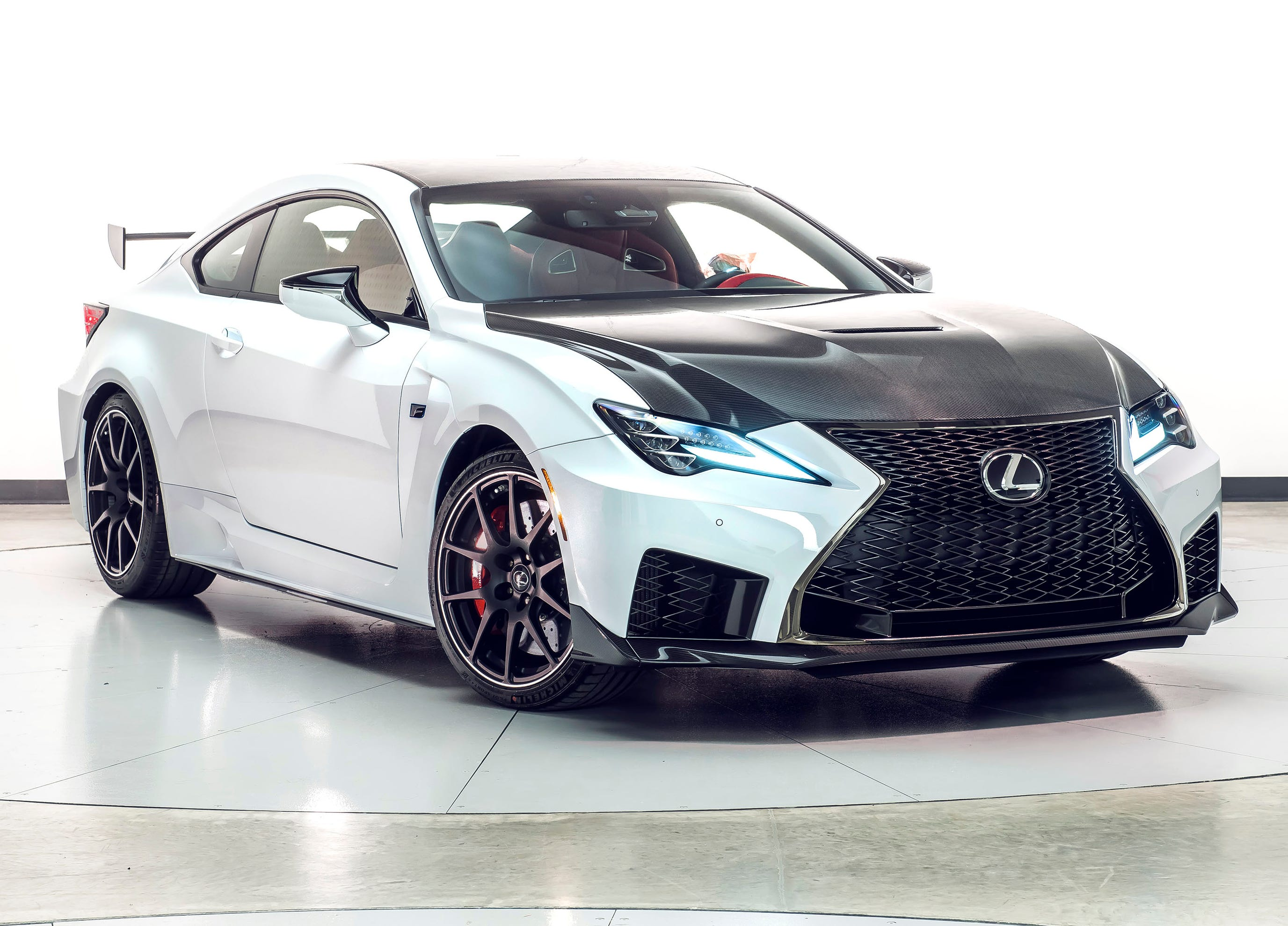The 2020 Lexus RC F Track Edition
