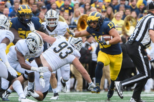 Michigan will play host to Western Michigan in 2021, the school announced Friday.