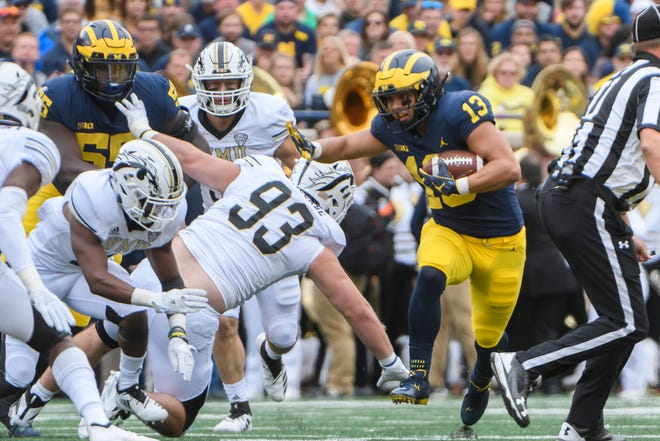Michigan Wolverines Football Adds Non Conference Opponents For 2021 23
