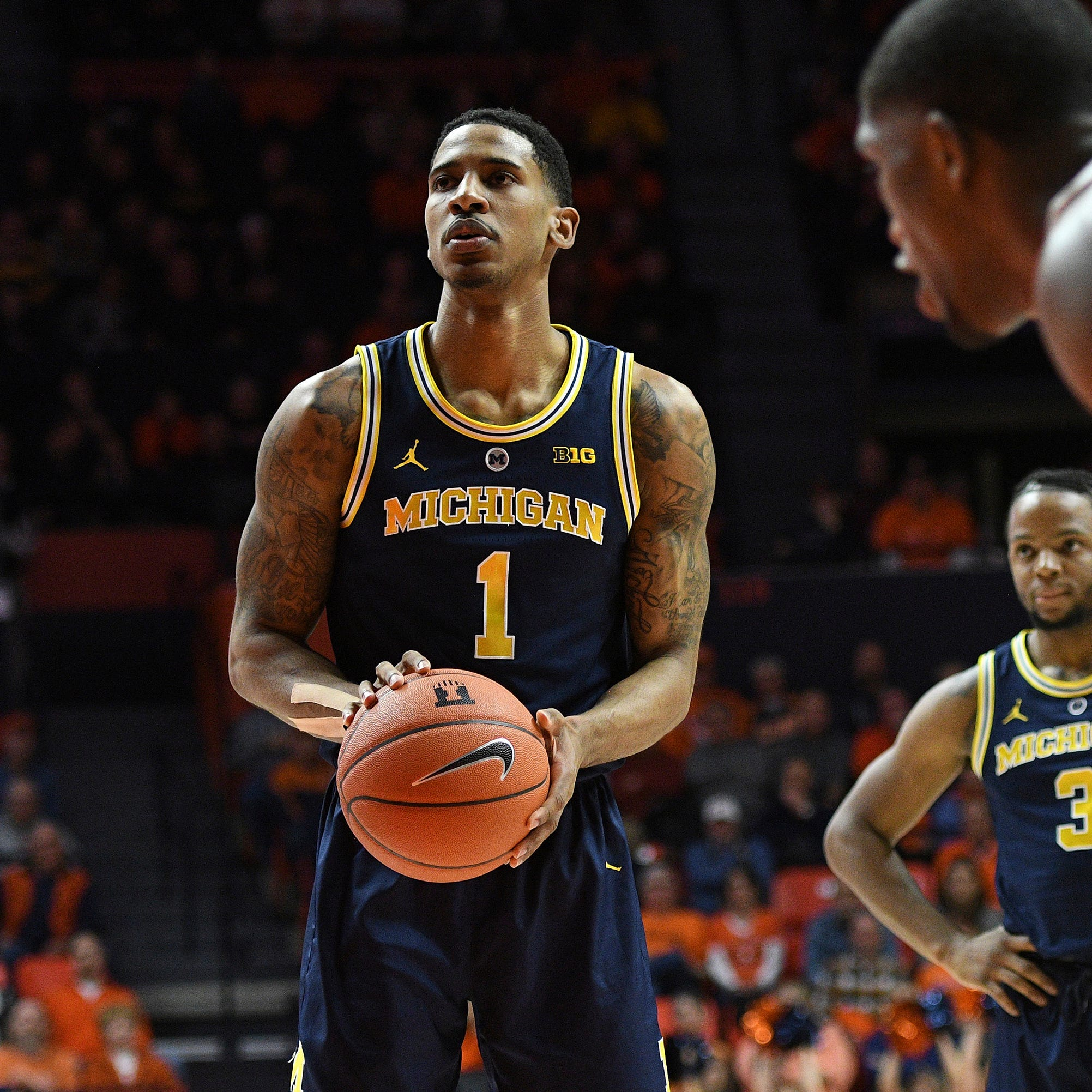 UM appears to leave late free-throw struggles in past
