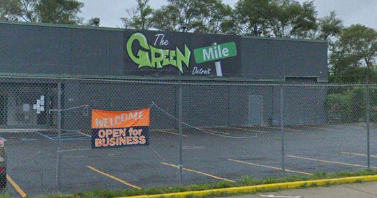 Medical marijuana products sold at The Green Mile in Detroit have been recalled by the state.