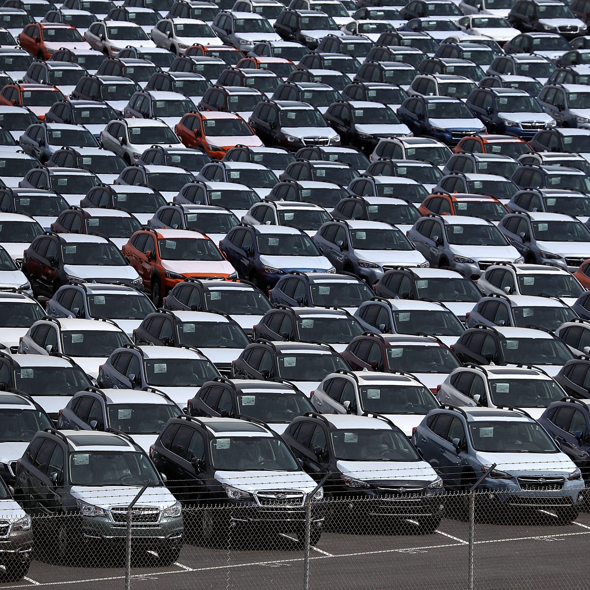 Carmakers on edge as Trump keeps import-tariff report secret