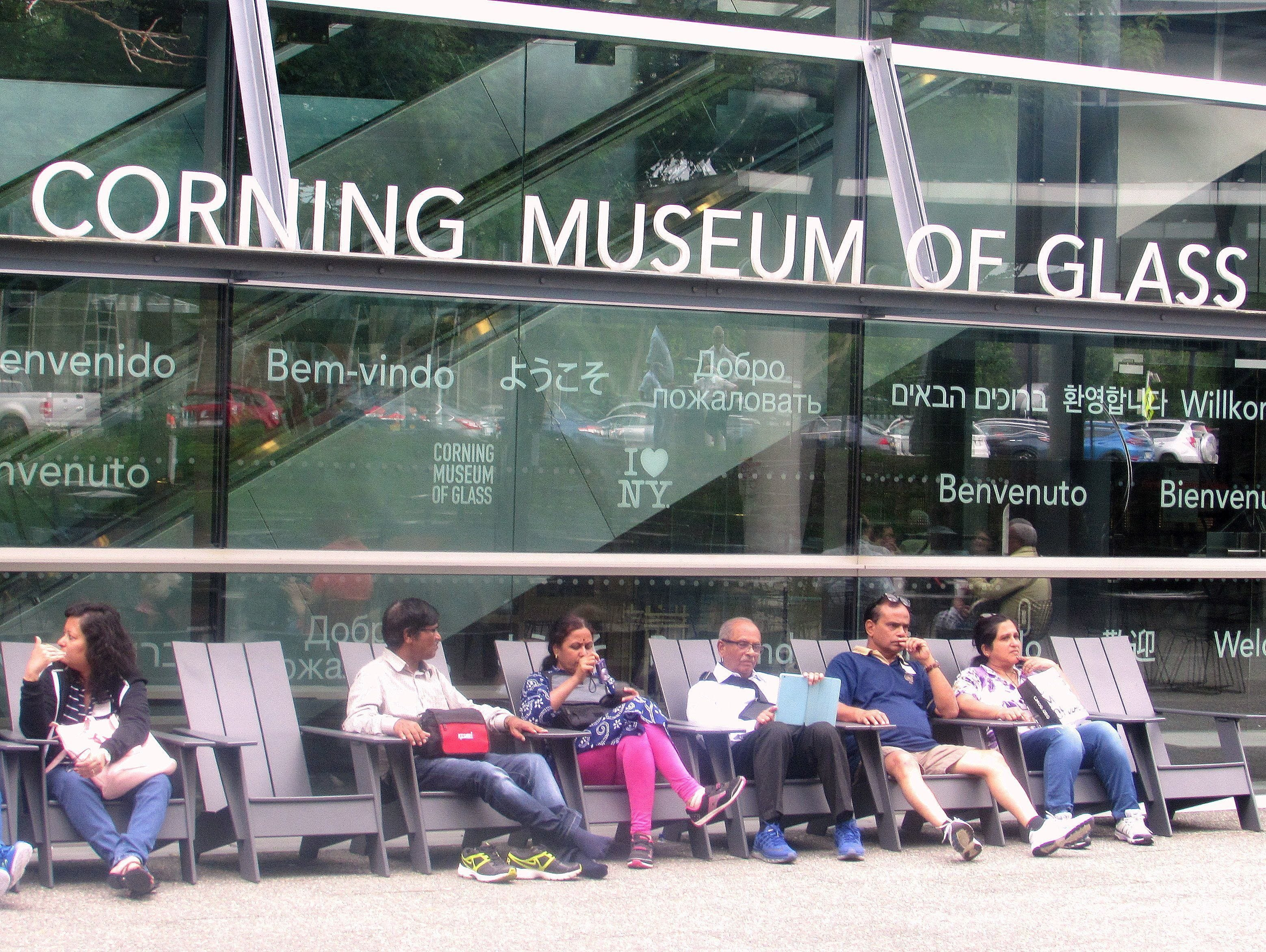 Corning museums offer free admission to federal workers during shutdown