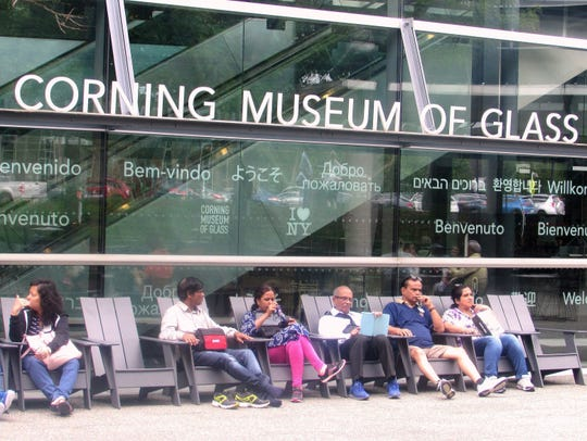 The Corning Museum of Glass and Rockwell Museum will offer free admission to federal workers during a government shutdown.