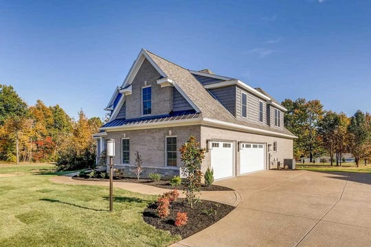 """This Newburgh home, newly-built by 2018 Parade of Homes winner Corey Hirsch Construction, will be featured on an upcoming episode of the popular HGTV series """"House Hunters."""""""
