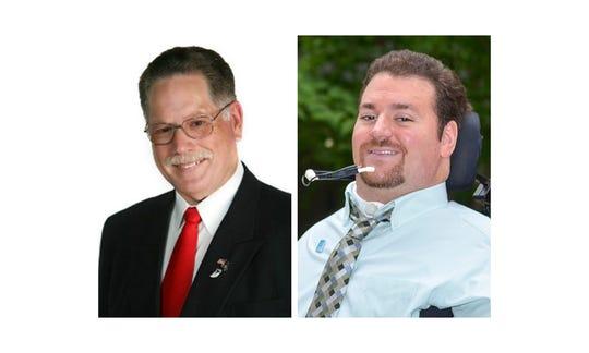 Steve Melcher and Ben Trockman