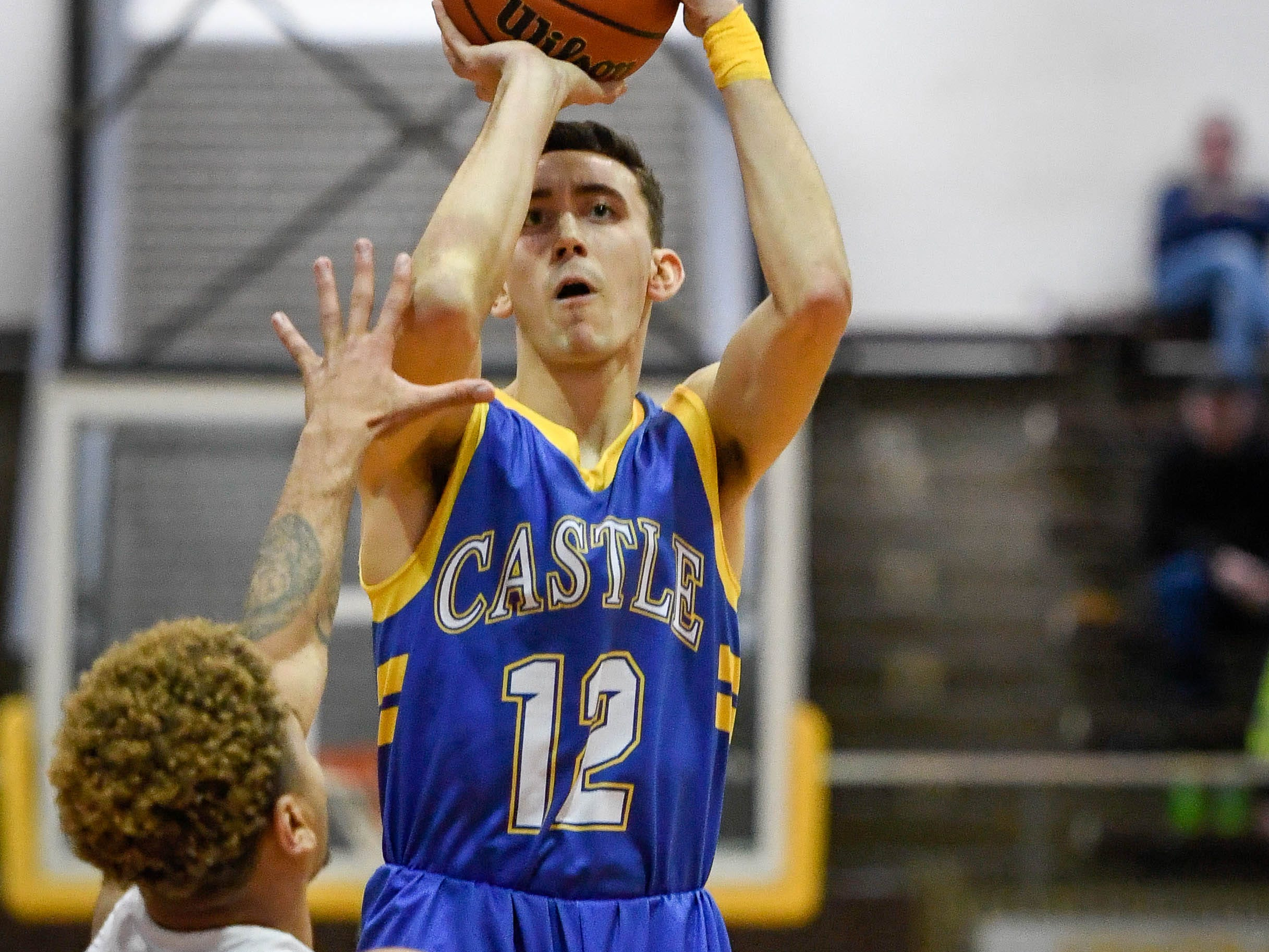 Castle's Hemenway second-team AP all-state; other area players receive high honorable mention