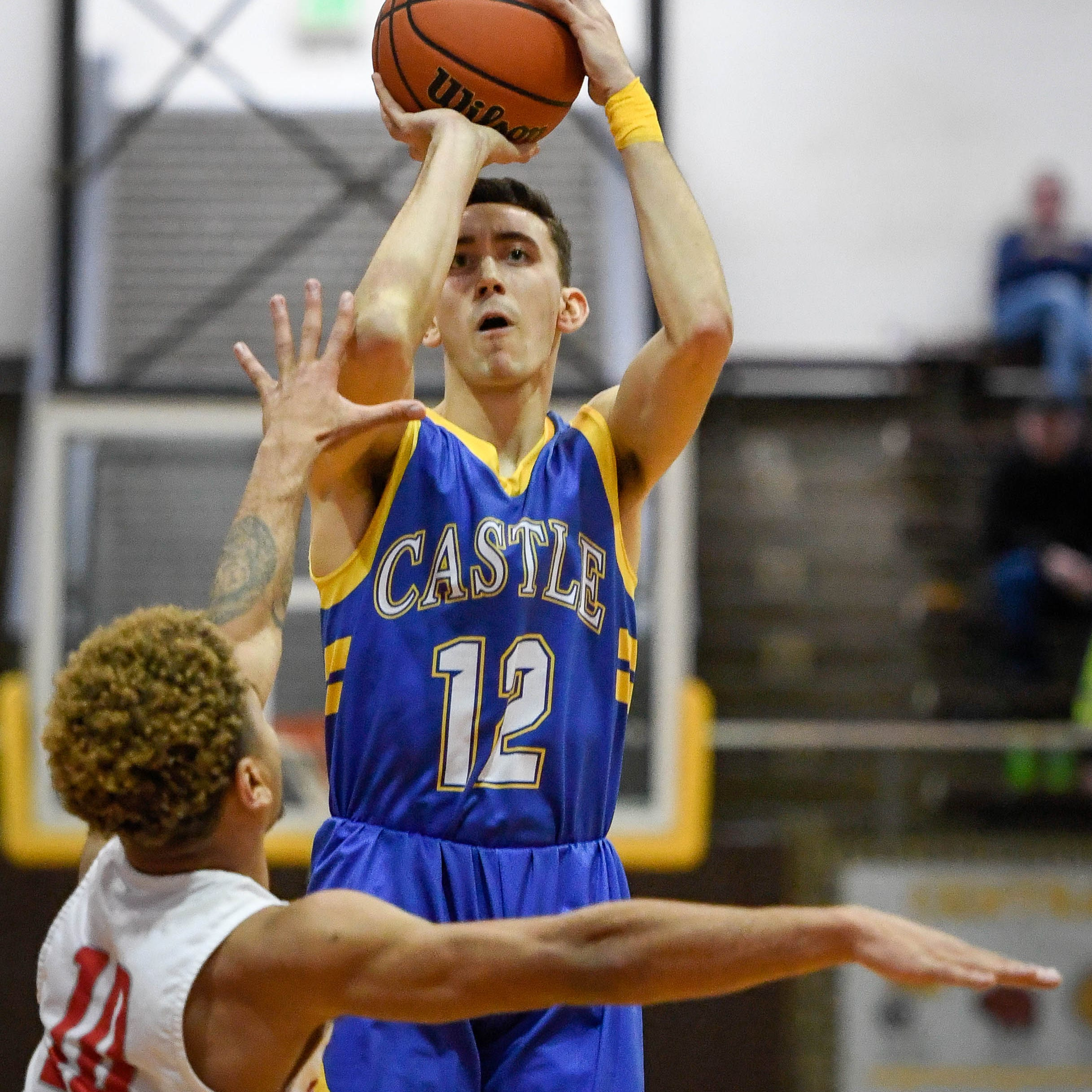 Castle's Alex Hemenway named second-team AP all-state