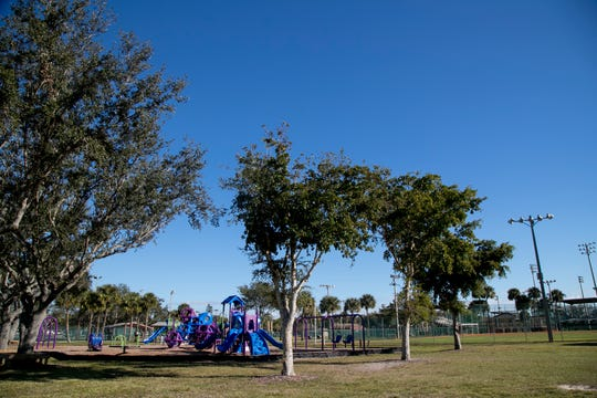 The new playground at the STARS Complex in Fort Myers was added last year.